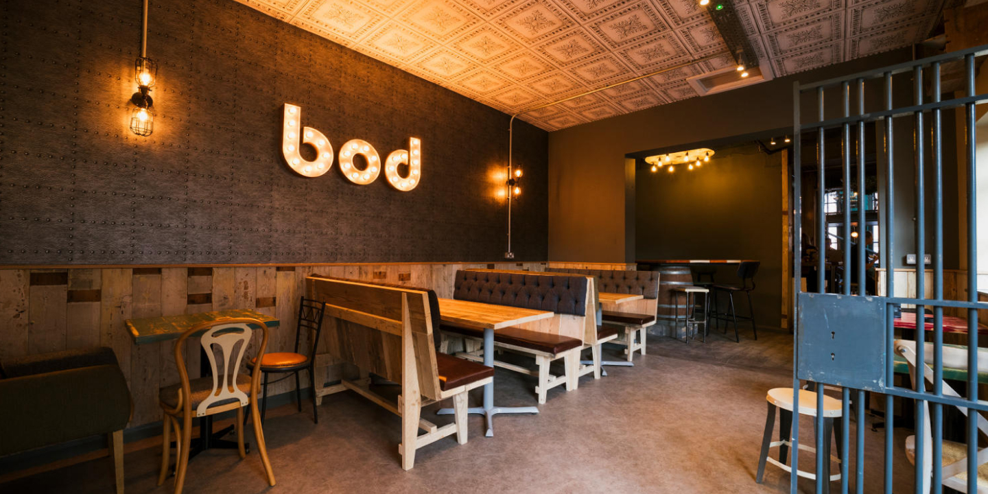 Bod Cafe Bar Newport