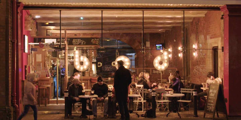 Bod Cafe Bar Stoke