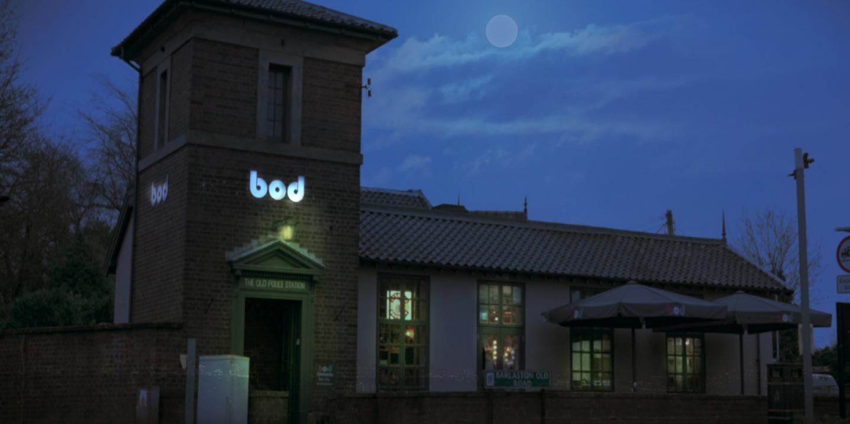 Bod Cafe Bar Trentham
